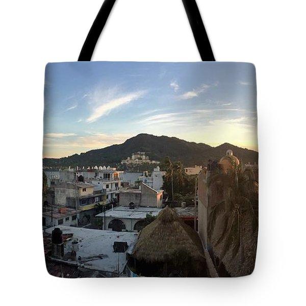 Mexico Memories 3 Tote Bag