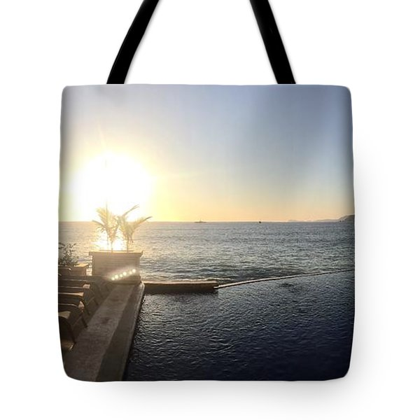 Tote Bag featuring the photograph Mexico Memories 6 by Victor K