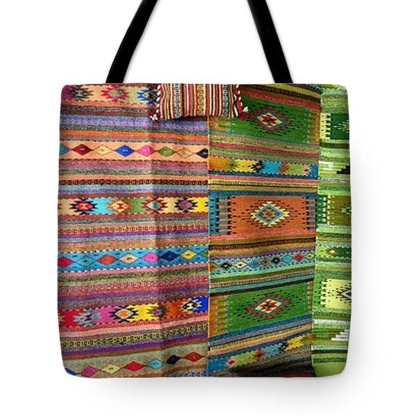 Tote Bag featuring the photograph Mexico Memories 8 by Victor K