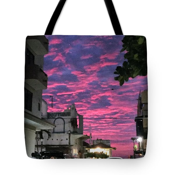 Mexico Memories 1 Tote Bag by Victor K