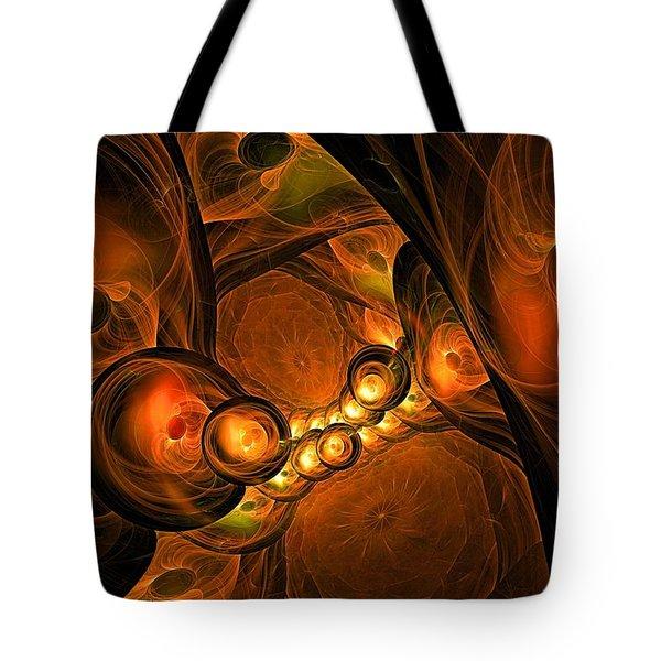 Mezzanine-- Level 3 Tote Bag