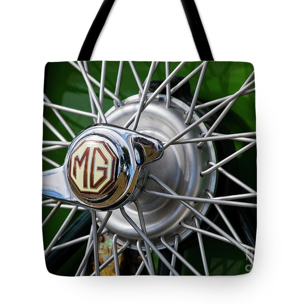 Mg Hub Tote Bag