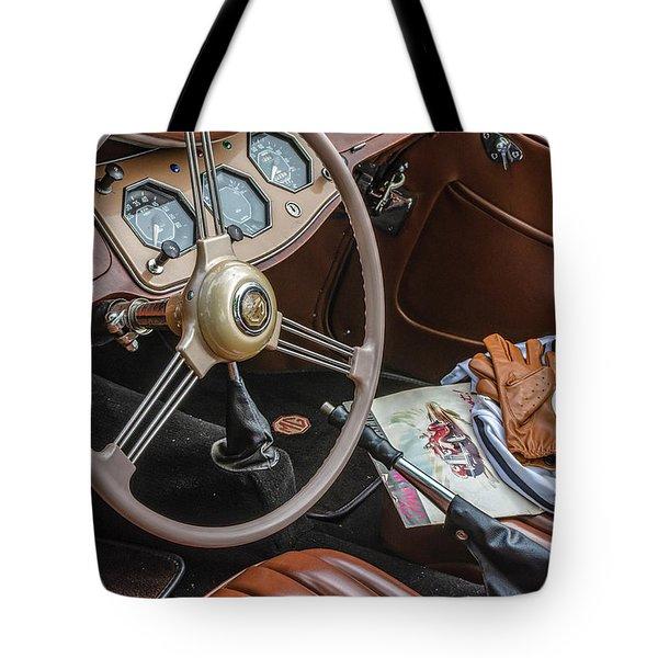 Mg Interior Tote Bag