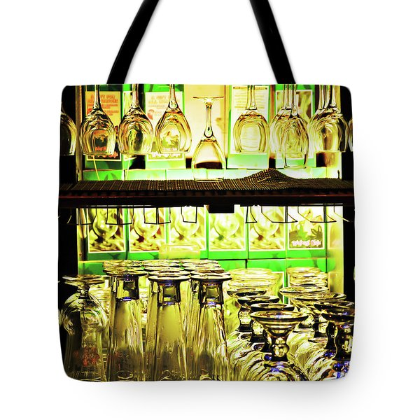 Mgm Bar Tote Bag