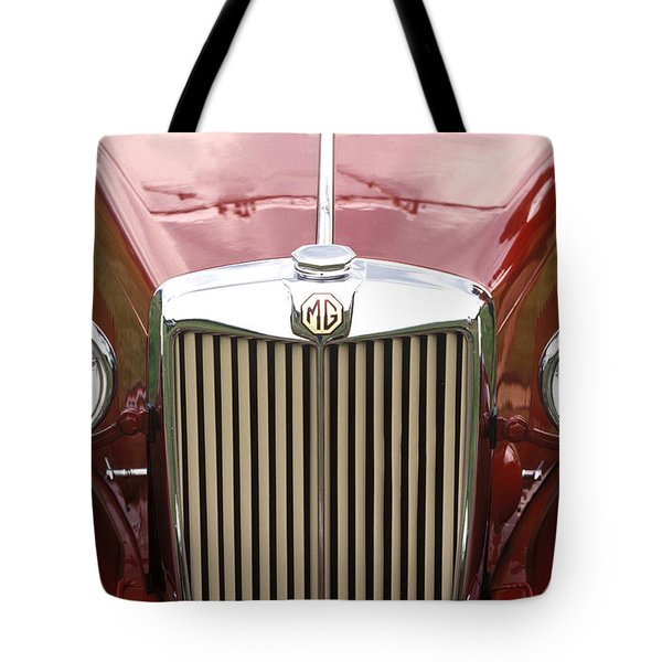MG Tote Bag by George Robinson