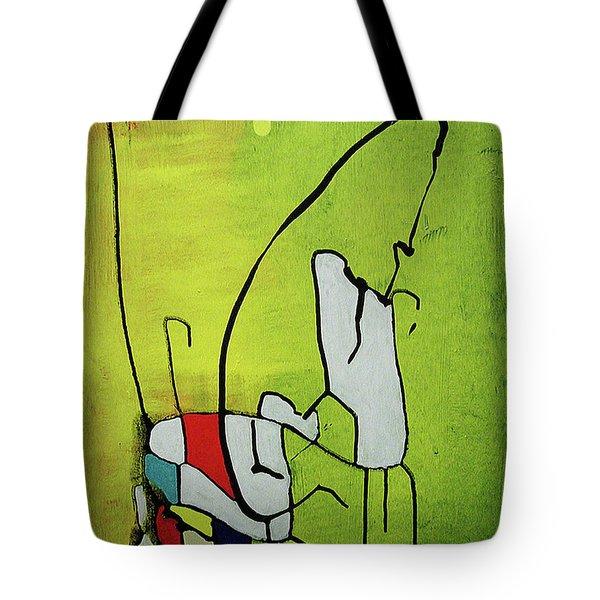 Mi Caballo Tote Bag