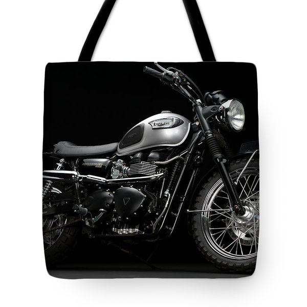 Mi3 Scrambler Tote Bag