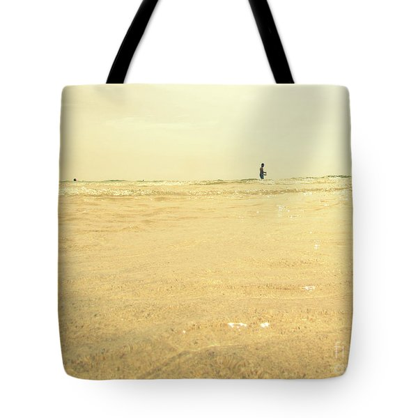 Tote Bag featuring the photograph Miami Beach 2 by France Laliberte