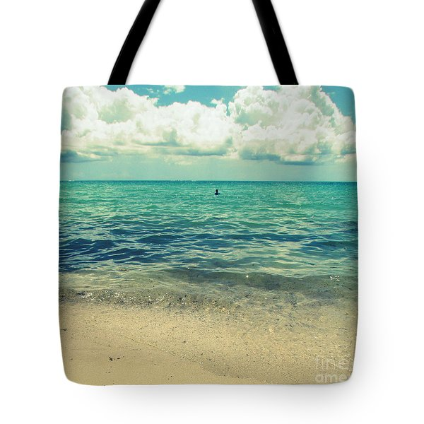 Tote Bag featuring the photograph Miami Beach 5 by France Laliberte