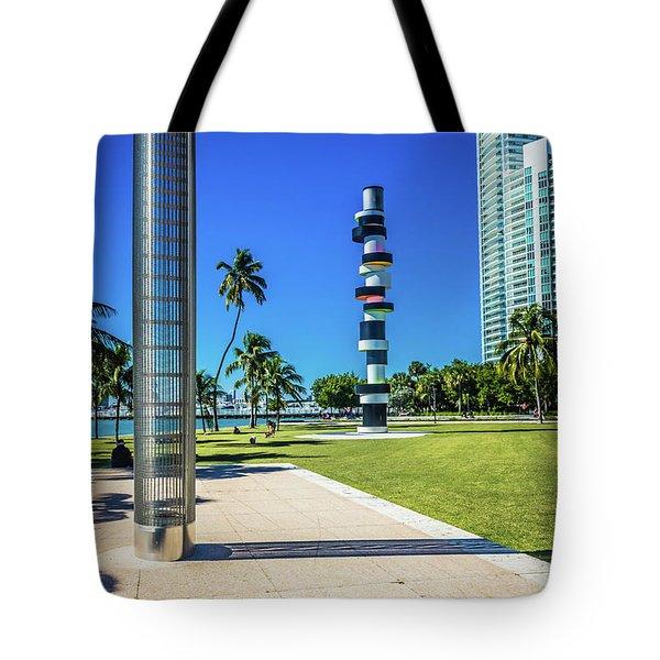 Miami Beach Series 4497 Tote Bag