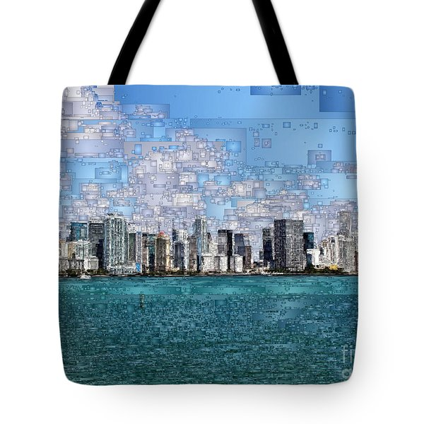 Miami, Florida Tote Bag