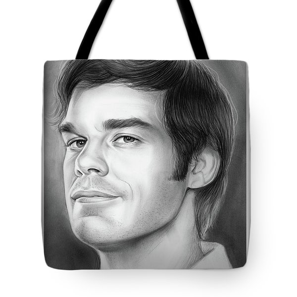 Michael C Hall Tote Bag