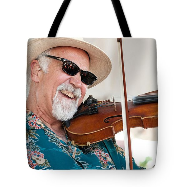 Michael Doucet Tote Bag