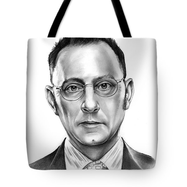 Michael Emerson Tote Bag