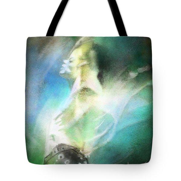 Michael Jackson 15 Tote Bag by Miki De Goodaboom