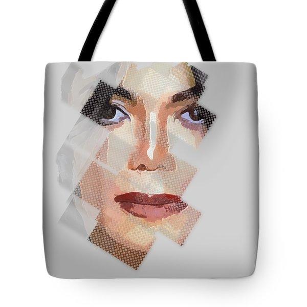 Michael Jackson T Shirt Edition  Tote Bag
