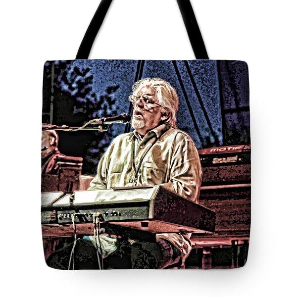 Michael Mcdonald And Band Tote Bag