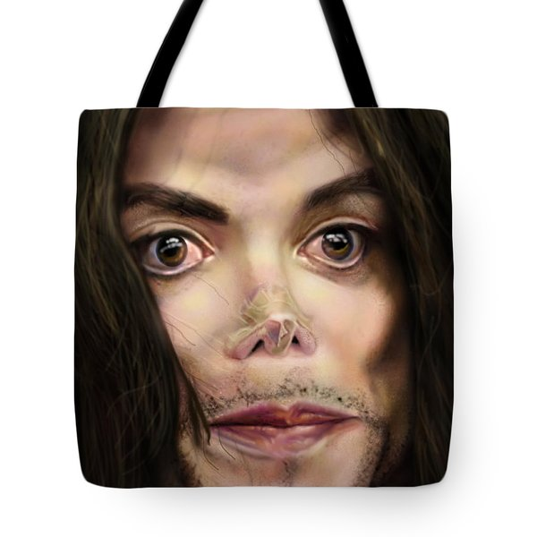 Michaels Magnum Opus 1 Tote Bag by Reggie Duffie