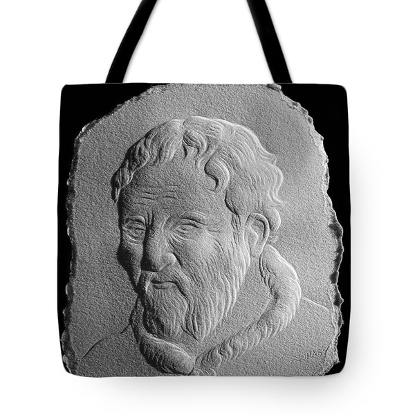 Michelangelo Tote Bag