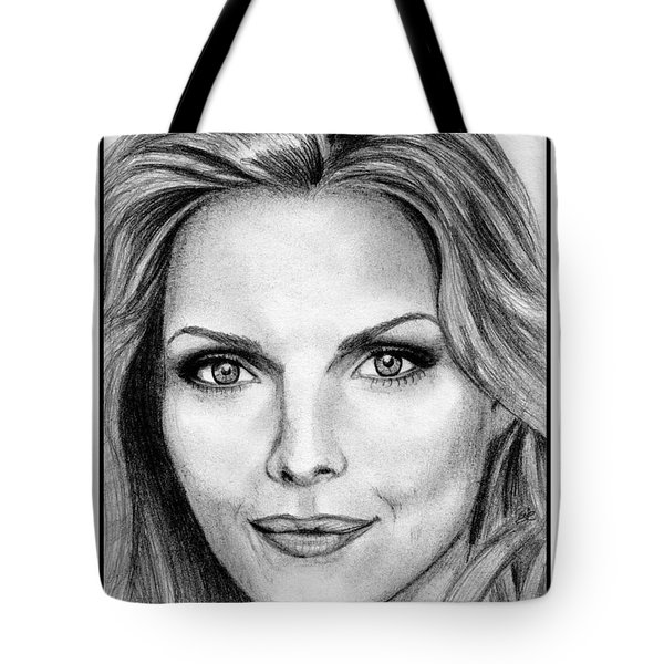 Michelle Pfeiffer In 2010 Tote Bag