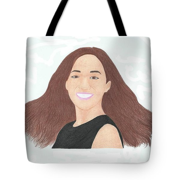 Michelle Phan Tote Bag