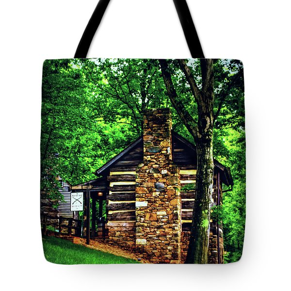 Michie Tavern No. 2 Tote Bag