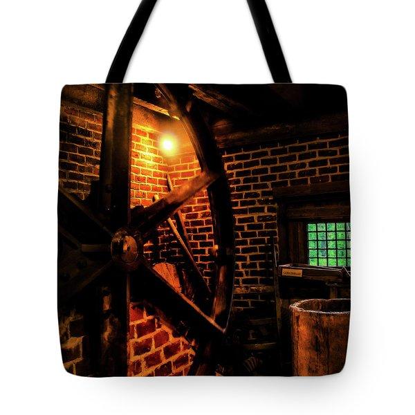 Michie Tavern No. 4 Tote Bag