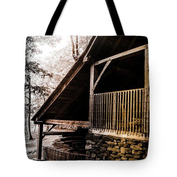 Michie Tavern No. 5 Tote Bag