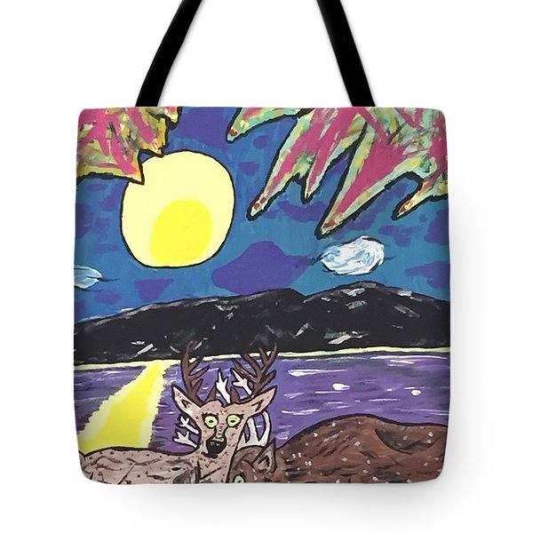 Michigan Nature Scene. Tote Bag