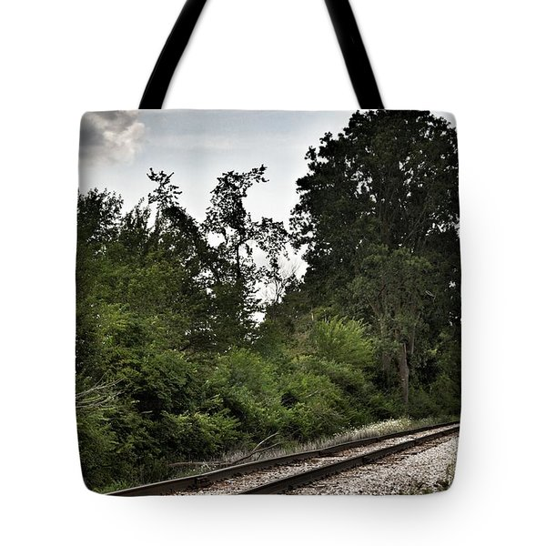 2003 - Michigan Rails I Tote Bag