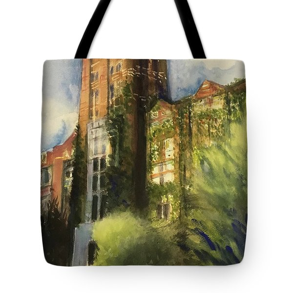 Michigan Union Tote Bag