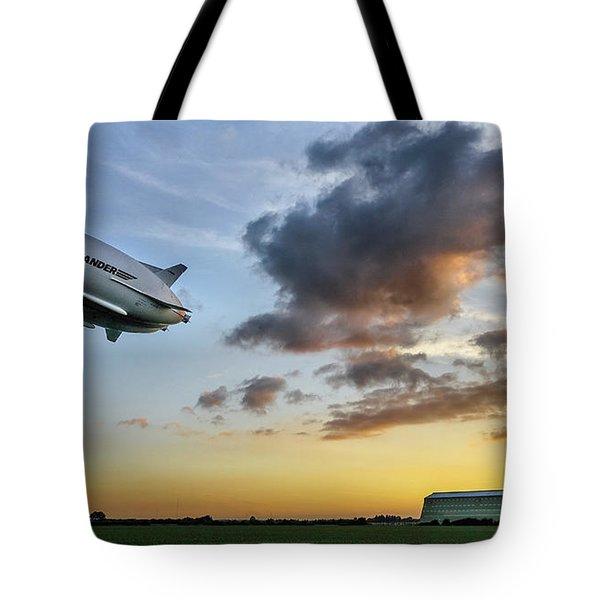 Mick Flynn Tote Bag