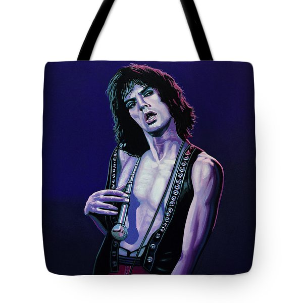 Mick Jagger 3 Tote Bag