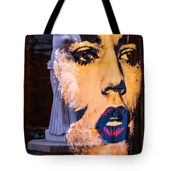 Mick Reflecting Tote Bag