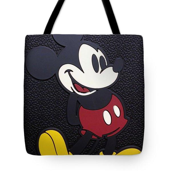 Mickey Mat Tote Bag