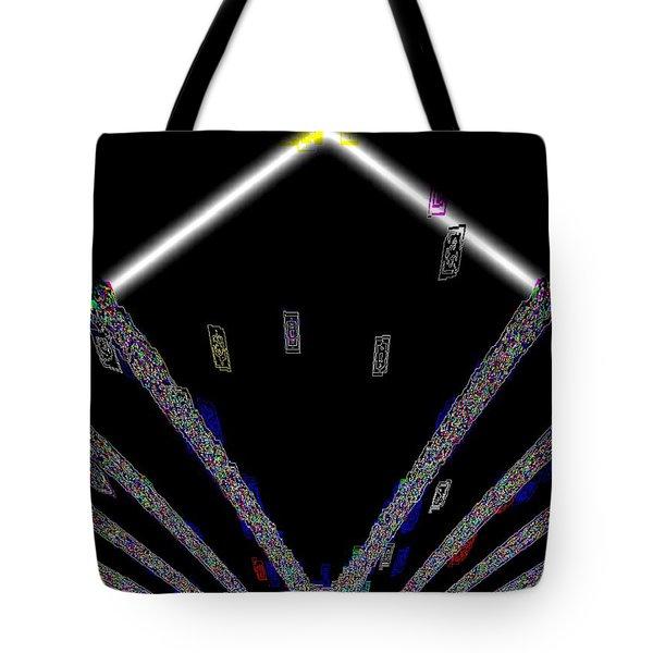 Micro-macro 1 Tote Bag