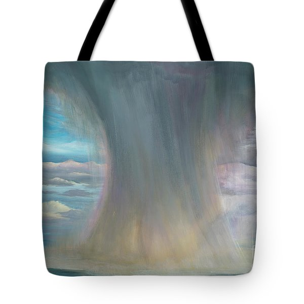 Microburst Tote Bag