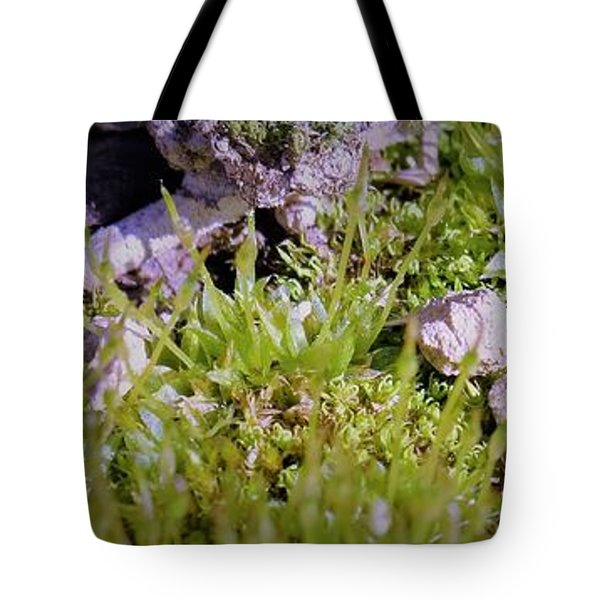Microgarden Tote Bag