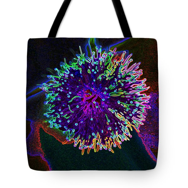Microorganism Tote Bag by Samantha Thome
