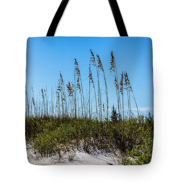 Mid Day Dunes Tote Bag
