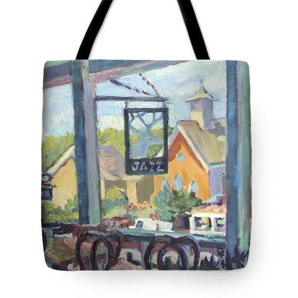 Mid-day@deerhead Tote Bag