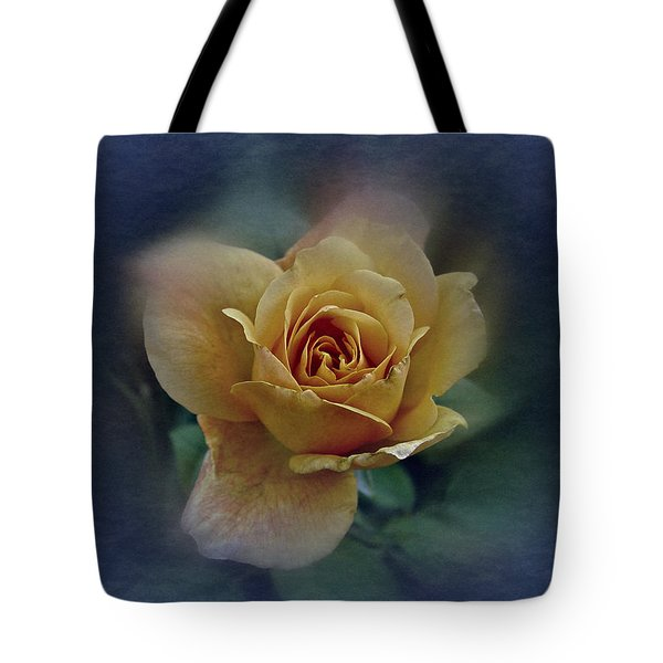 Tote Bag featuring the photograph Mid September Rose by Richard Cummings