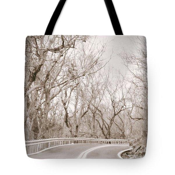 Mid Way II Tote Bag