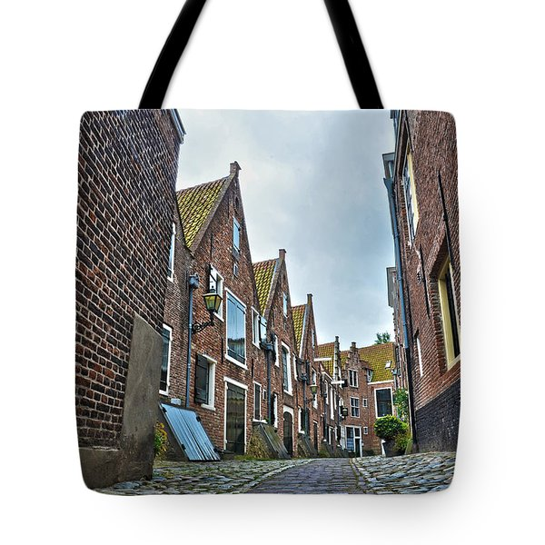 Middelburg Alley Tote Bag