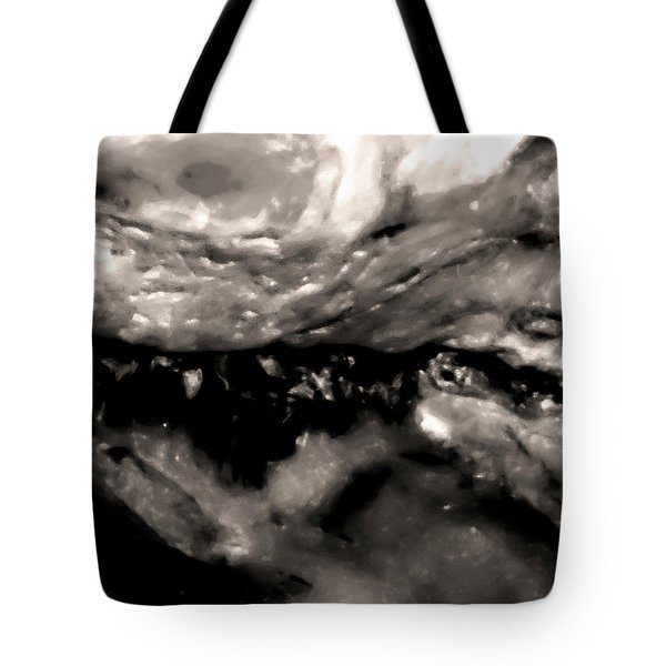 Middle Earth Shell Story Tote Bag