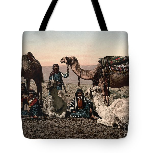 Middle East: Travelers Tote Bag by Granger