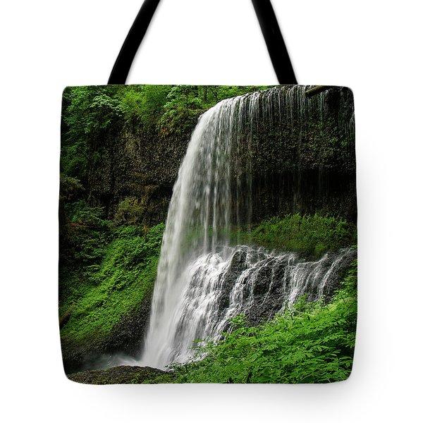 Middle Falls Tote Bag