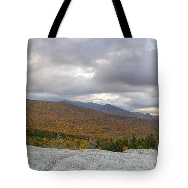 Middle Sugarloaf Mountain - Bethlehem New Hampshire Usa Tote Bag