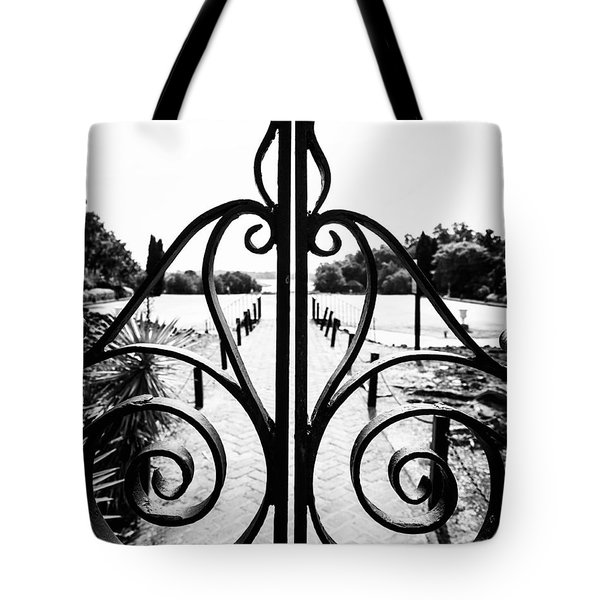 Middleton Gates Tote Bag by Alan Raasch