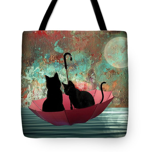 Midnight Love 2 Tote Bag